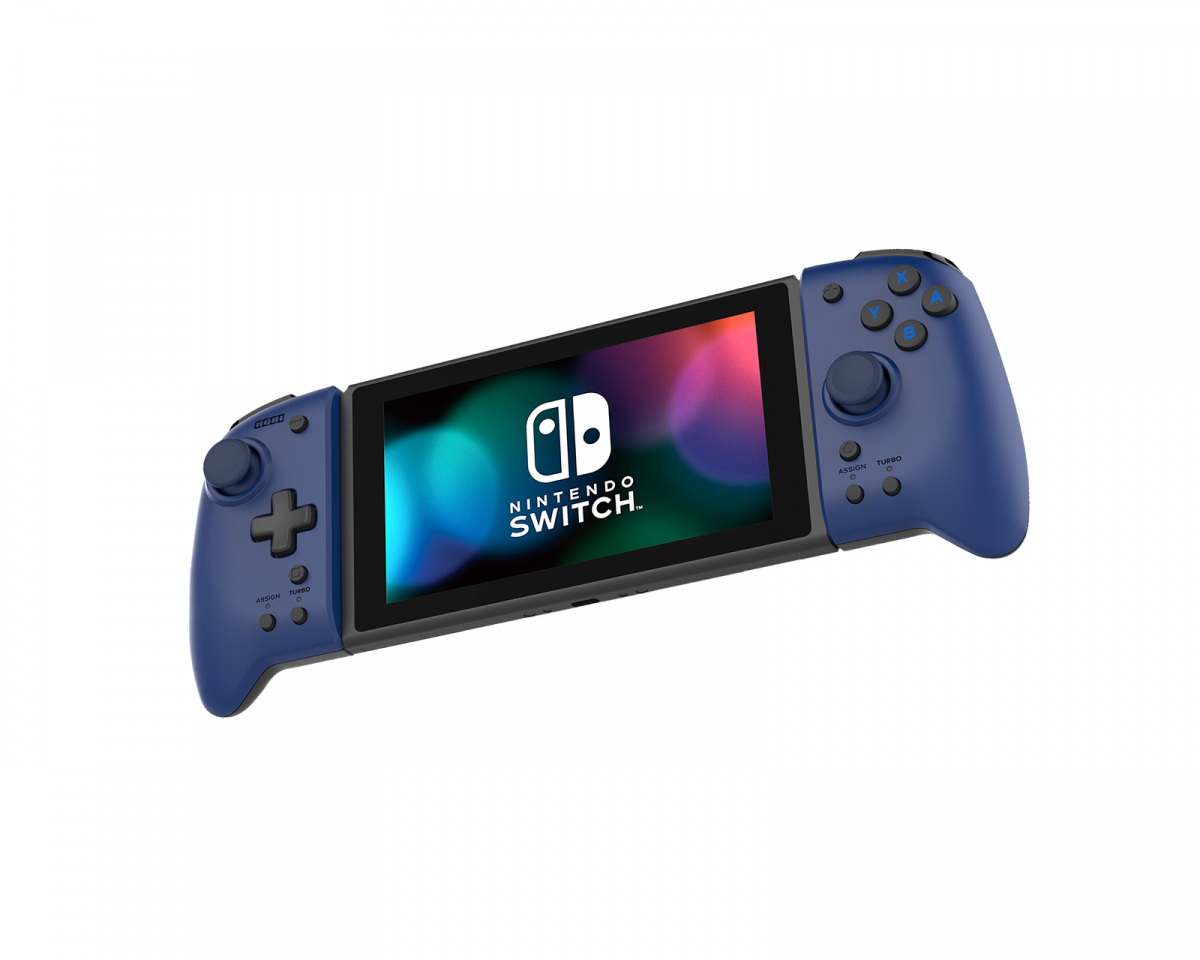Switch Split Pad Pro Gamepad Blue in the group Console / Nintendo / Accessories / Controller at MaxGaming (1000032)