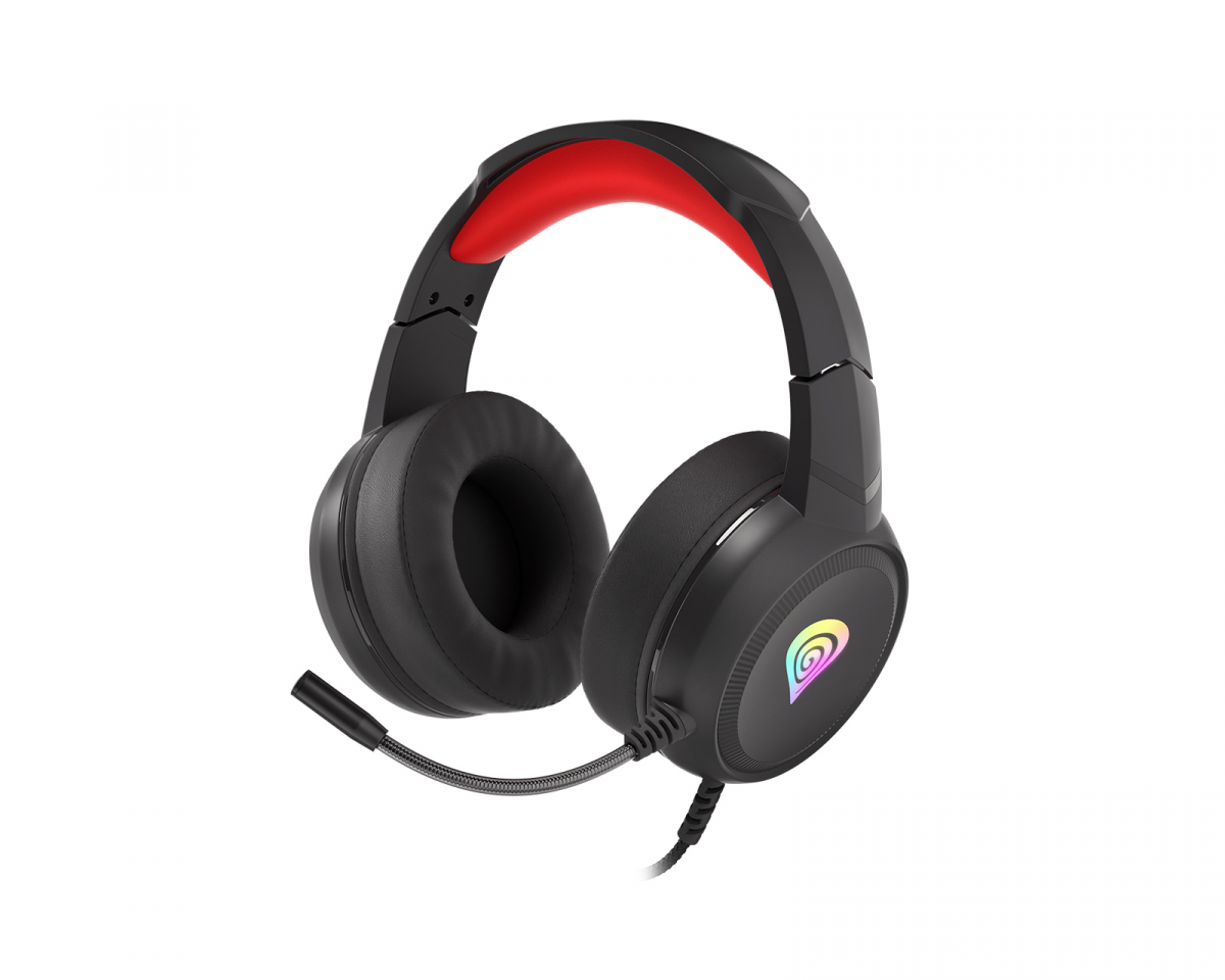 Neon 200 RGB Gaming Headset in the group PC Peripherals / Headsets & Audio / Gaming headset / Wired at MaxGaming (1001037)