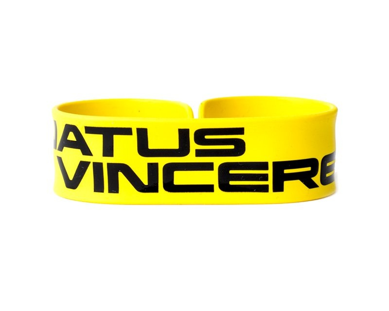 Silicone Slap Wristband in the group Clothing / Team store / Natus Vincere at MaxGaming (10078)