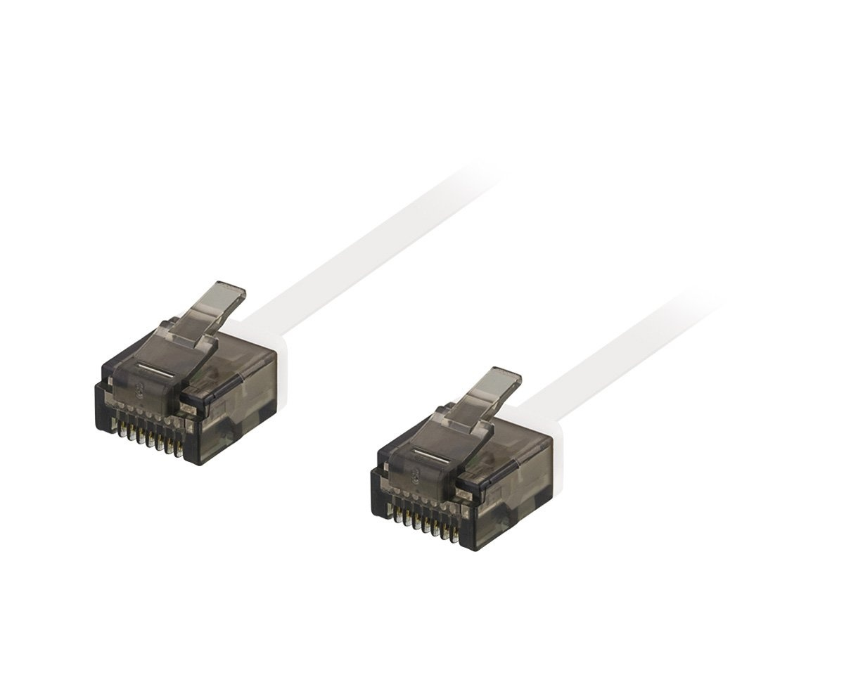 UTP Network cable Cat6 1.5m White in the group PC Peripherals / Router & Networking / Ethernet cables at MaxGaming (10506)