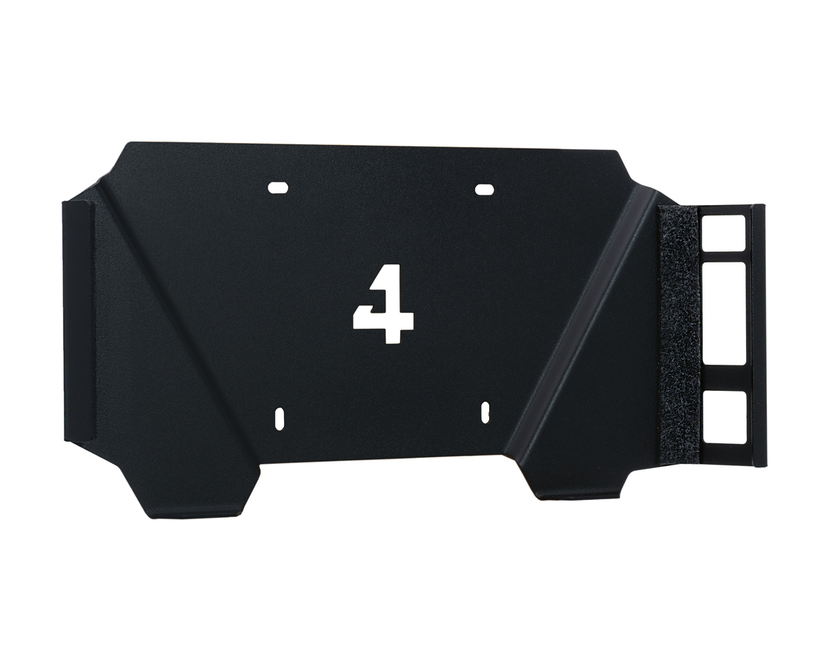 Wall Mount for PS4 Pro - Black in the group Console / Playstation / PS4 Accessories / Miscellaneous at MaxGaming (108)