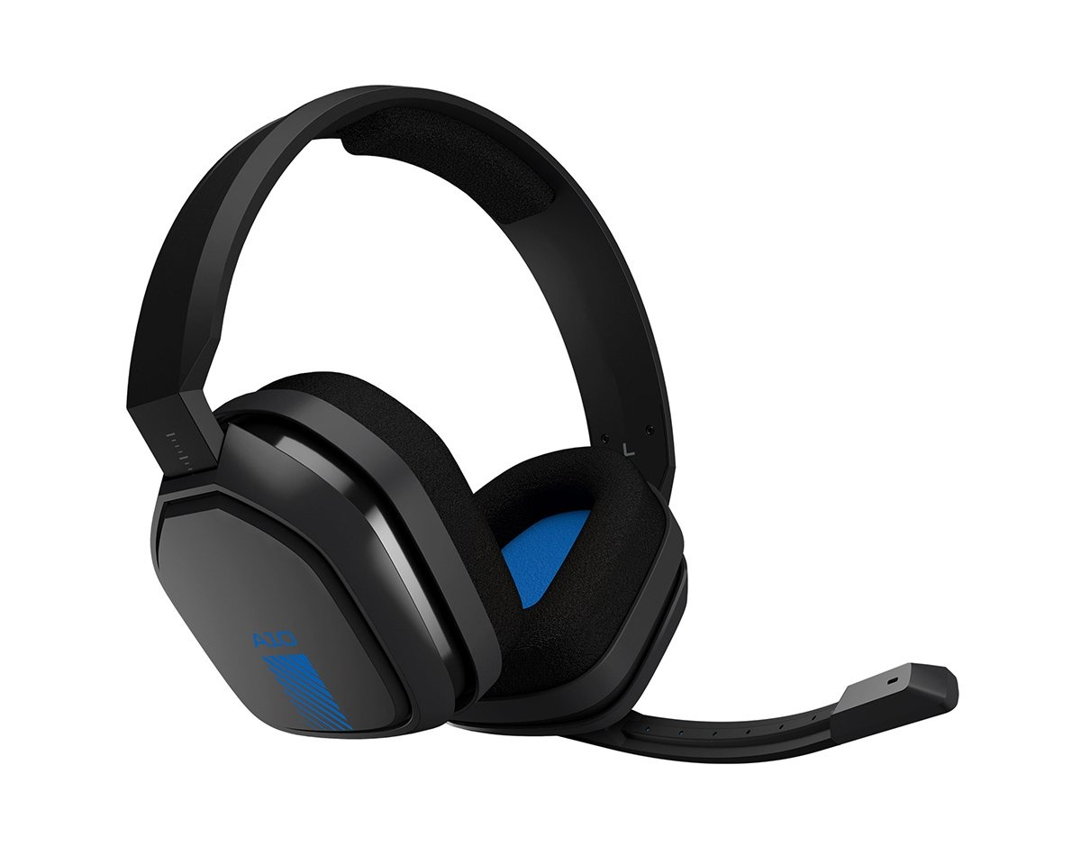 A10 Gaming headset (PS4) Blue in the group PC Peripherals / Headsets & Audio / Gaming headset / Wired at MaxGaming (10985)