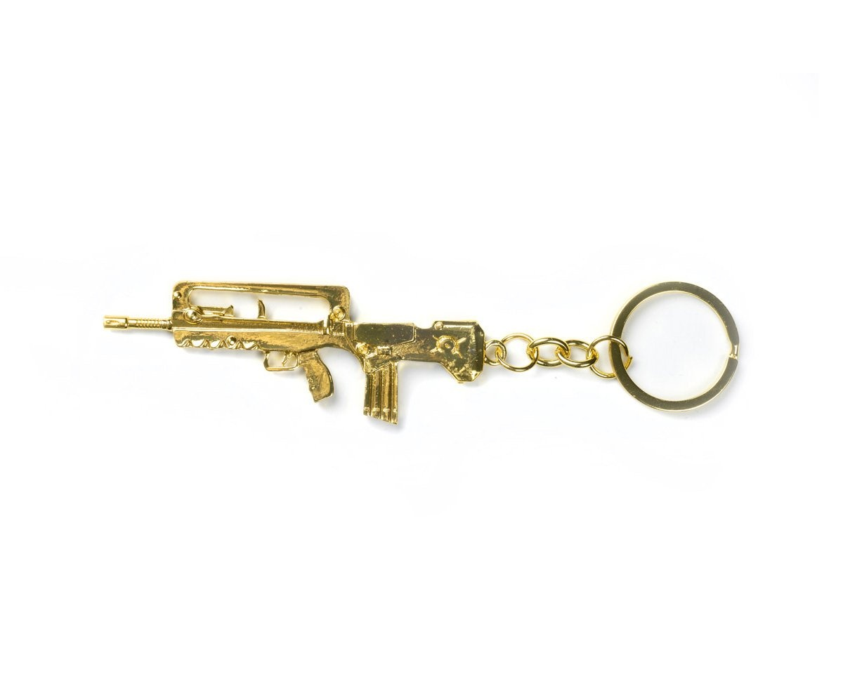 Keychain 18K Guld - Famas in the group Home & Leisure / Keychains at MaxGaming (11266)
