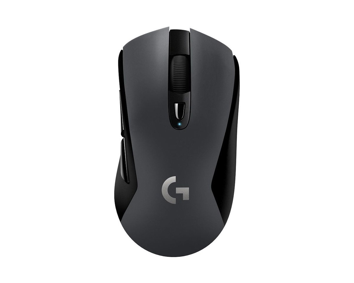 G603 Lightspeed Wireless Gaming Mouse in the group PC Peripherals / Mice & Accessories / Gaming mice / Wireless at MaxGaming (11495)