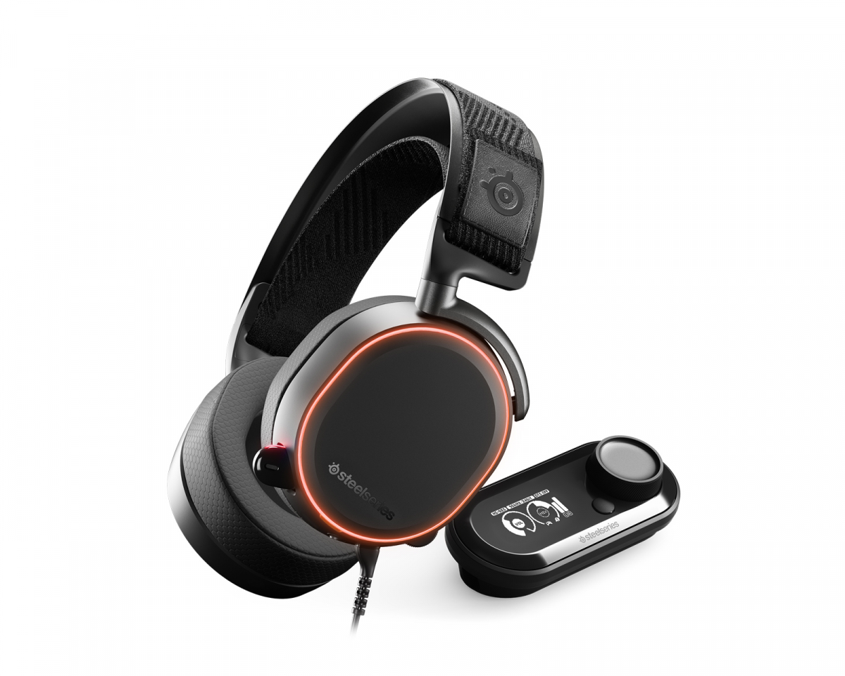 Arctis Pro Gaming Headset + GameDAC in the group Console / Playstation / PS4 Accessories / Headsets at MaxGaming (12177)