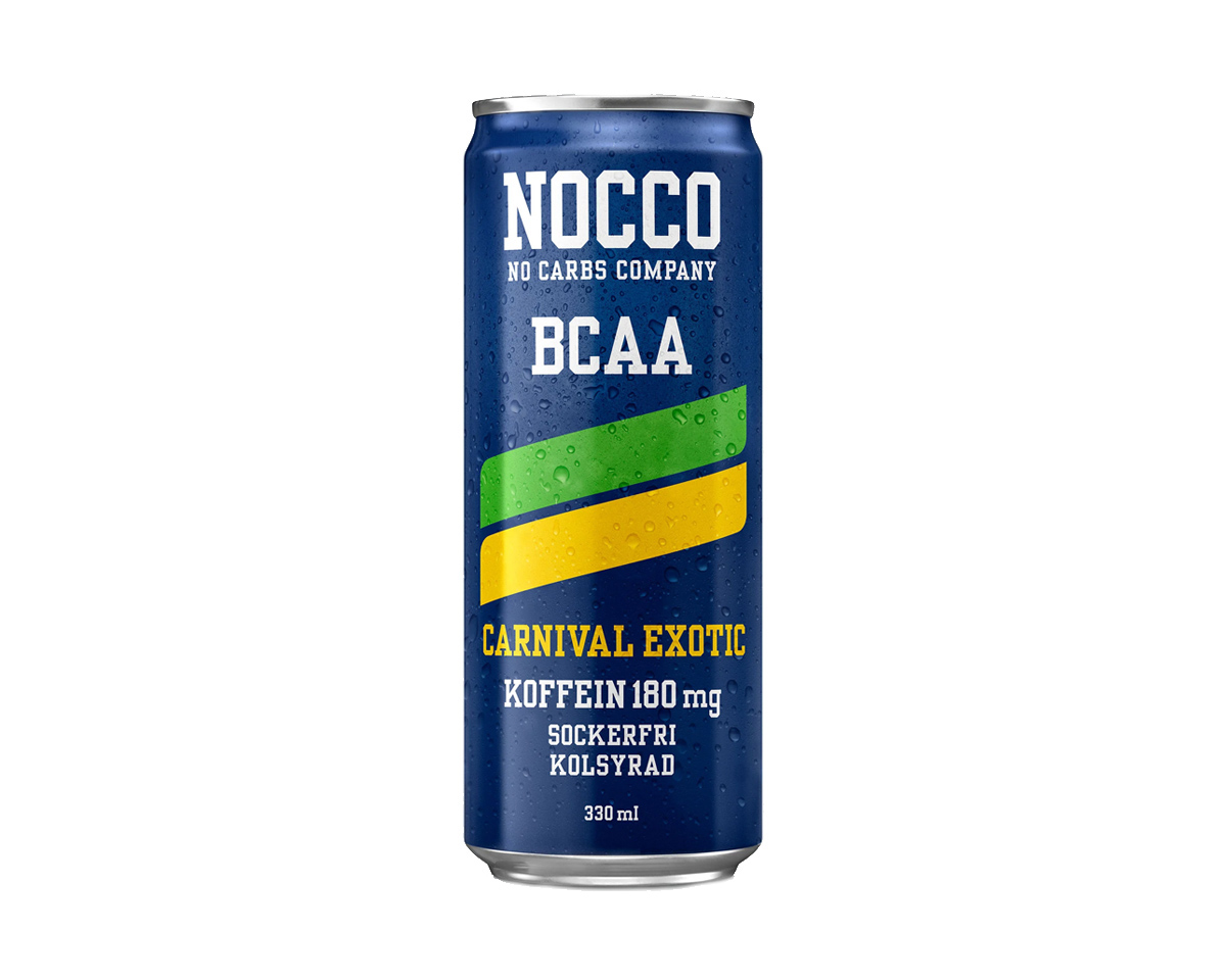 BCAA 330ml Carnival in the group Home & Leisure / Drinks & Energy at MaxGaming (12254)