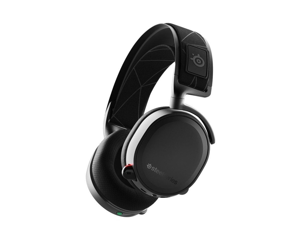 Buy Steelseries Arctis 7 Wireless Gaming Headset Black 2019 Edition At Maxgaming Com