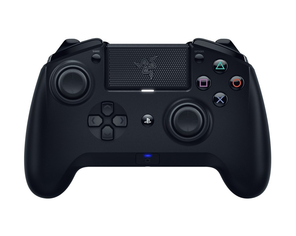 Raiju TE PS4 Wireless Controller in the group Console / Playstation / PS4 Accessories / Controller at MaxGaming (12902)