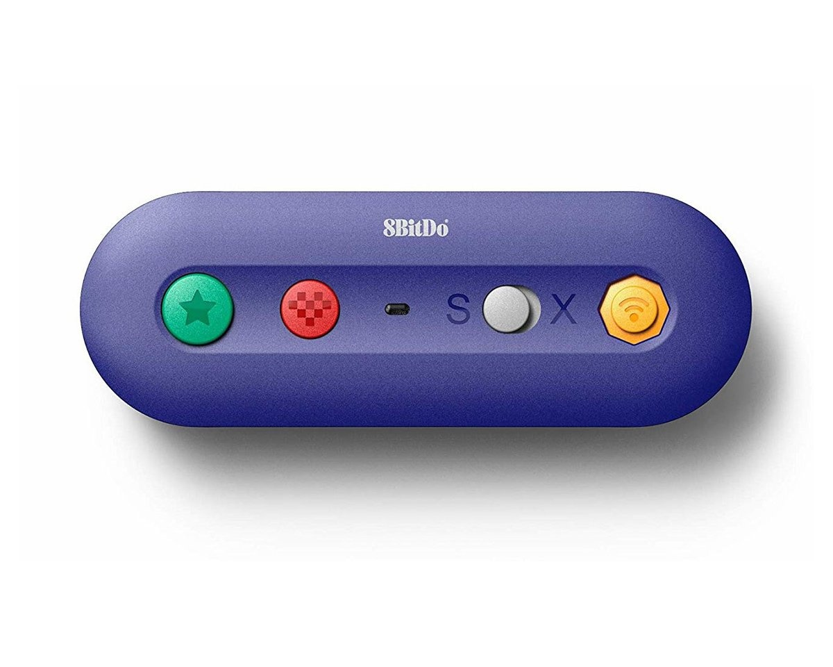 GBros (Wireless Switch Adapter for Gamecube Controller) in the group Console / Nintendo / Accessories / Miscellaneous at MaxGaming (13465)