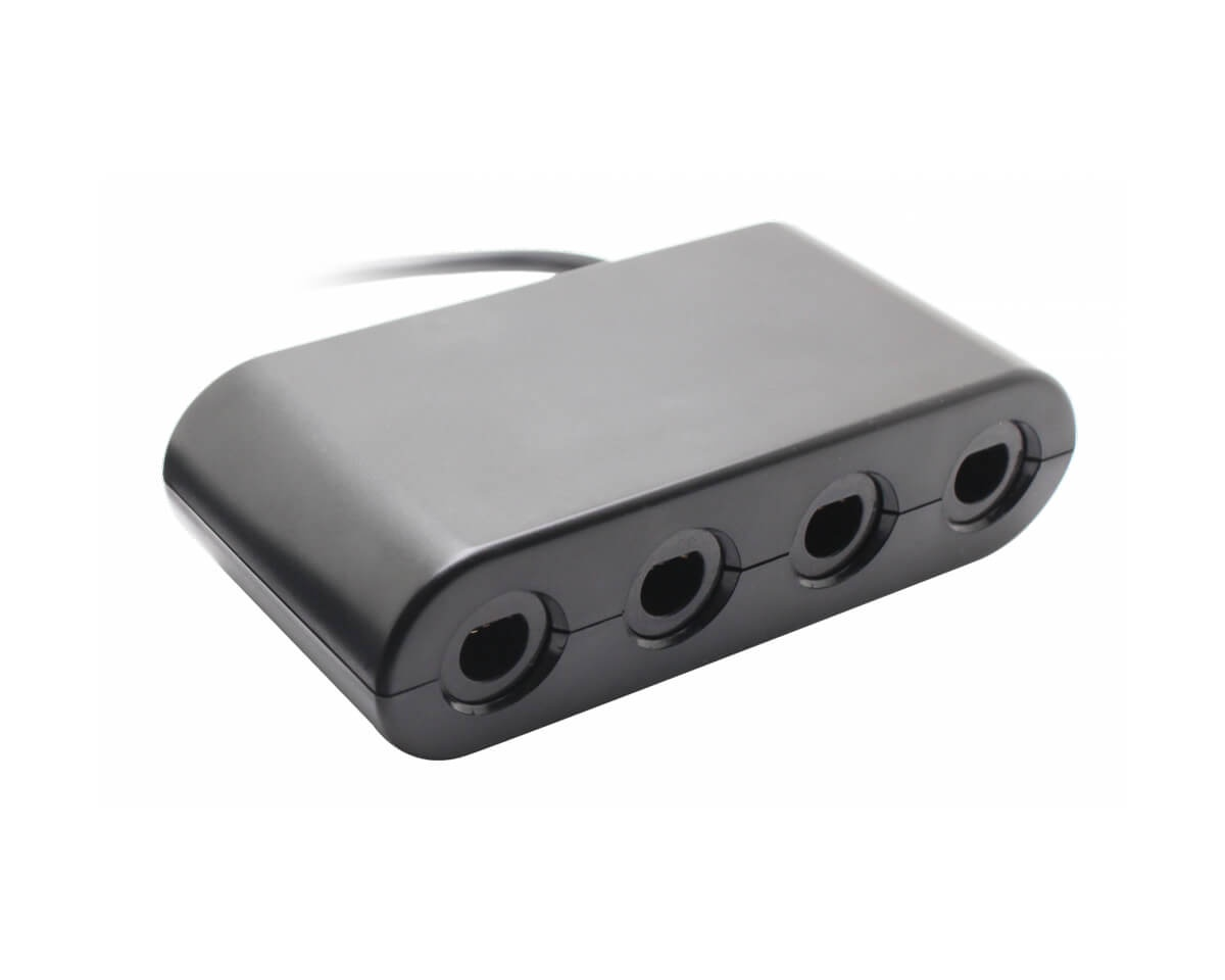 Piranha GameCube Controller Adapter in the group Console / Nintendo / Accessories / Miscellaneous at MaxGaming (13503)