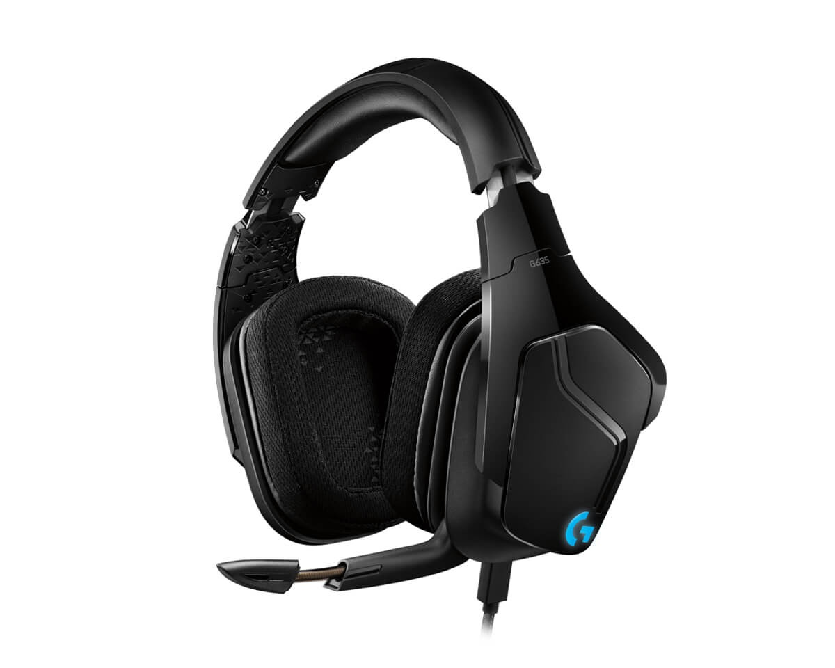 G635 Gaming Headset 7.1 RGB in the group Console / Xbox / Xbox One Accessories / Headsets at MaxGaming (13799)