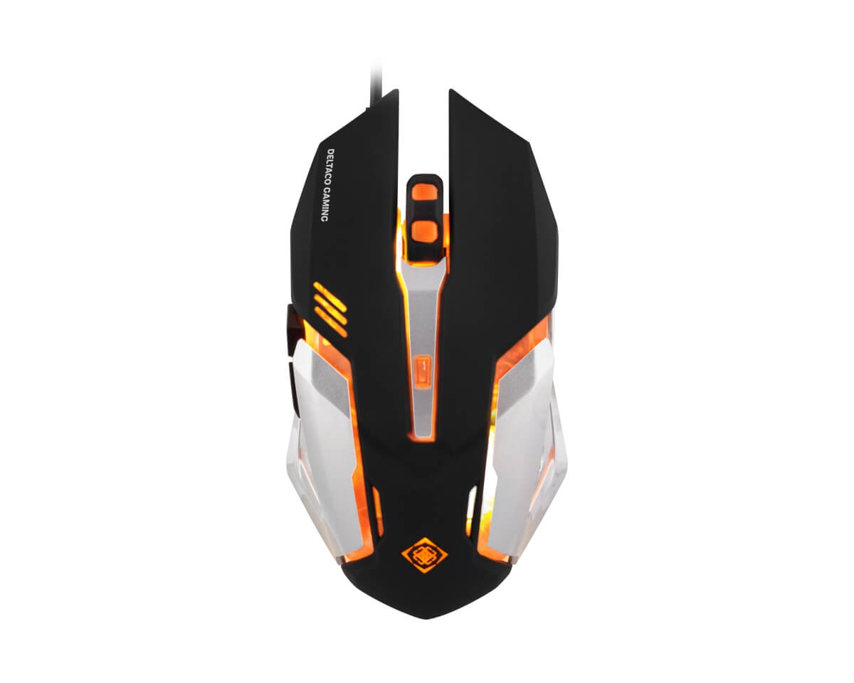 Optical Gaming Mouse LED in the group PC Peripherals / Mice & Accessories / Gaming mice / Wired at MaxGaming (13871)