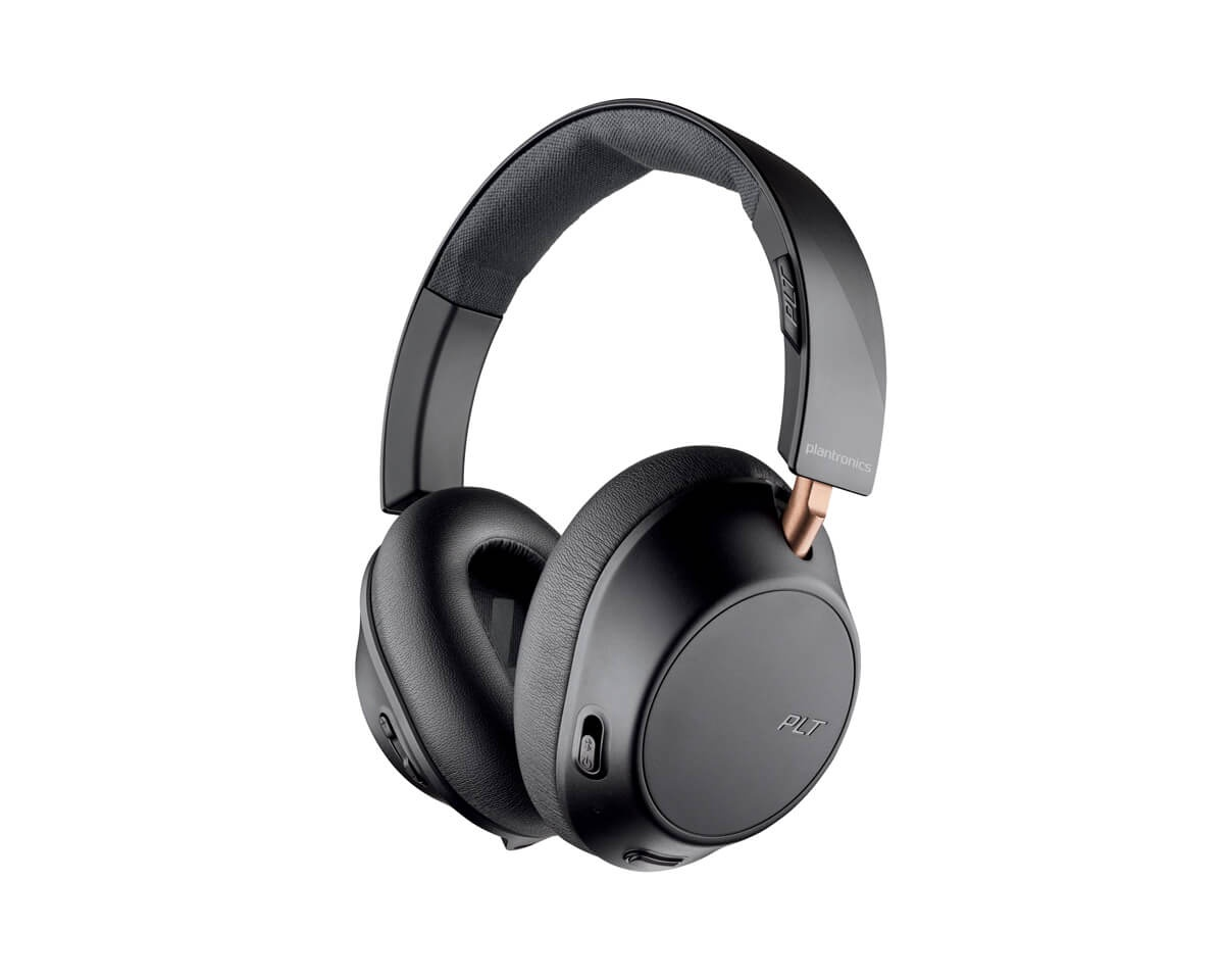 Backbeat GO 810 Wireless Headset With Noise Cancelling Black in the group Mobile Accessories / Headsets for mobile at MaxGaming (14338)
