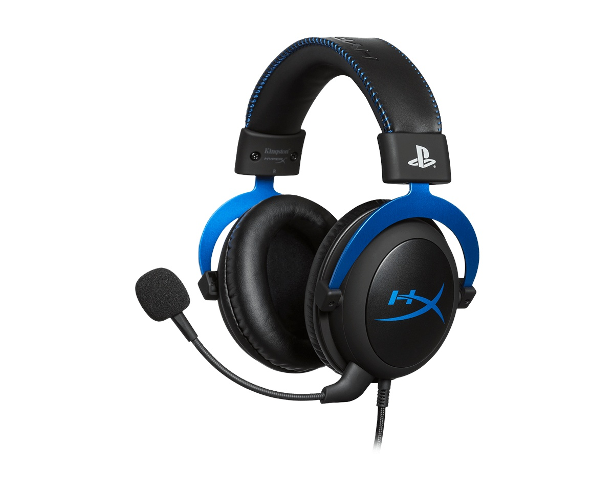 Cloud Headset for PS4 in the group Console / Playstation / PS4 Accessories / Headsets at MaxGaming (14493)