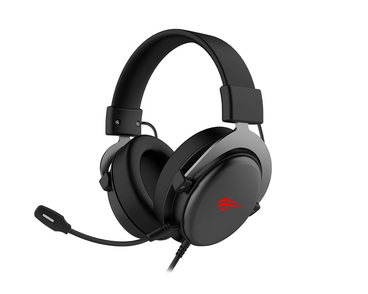 H2015D Stereo Gaming Headset Black (PC/PS4/XBOX ONE) in the group Console / Xbox / Xbox One Accessories / Headsets at MaxGaming (14501)