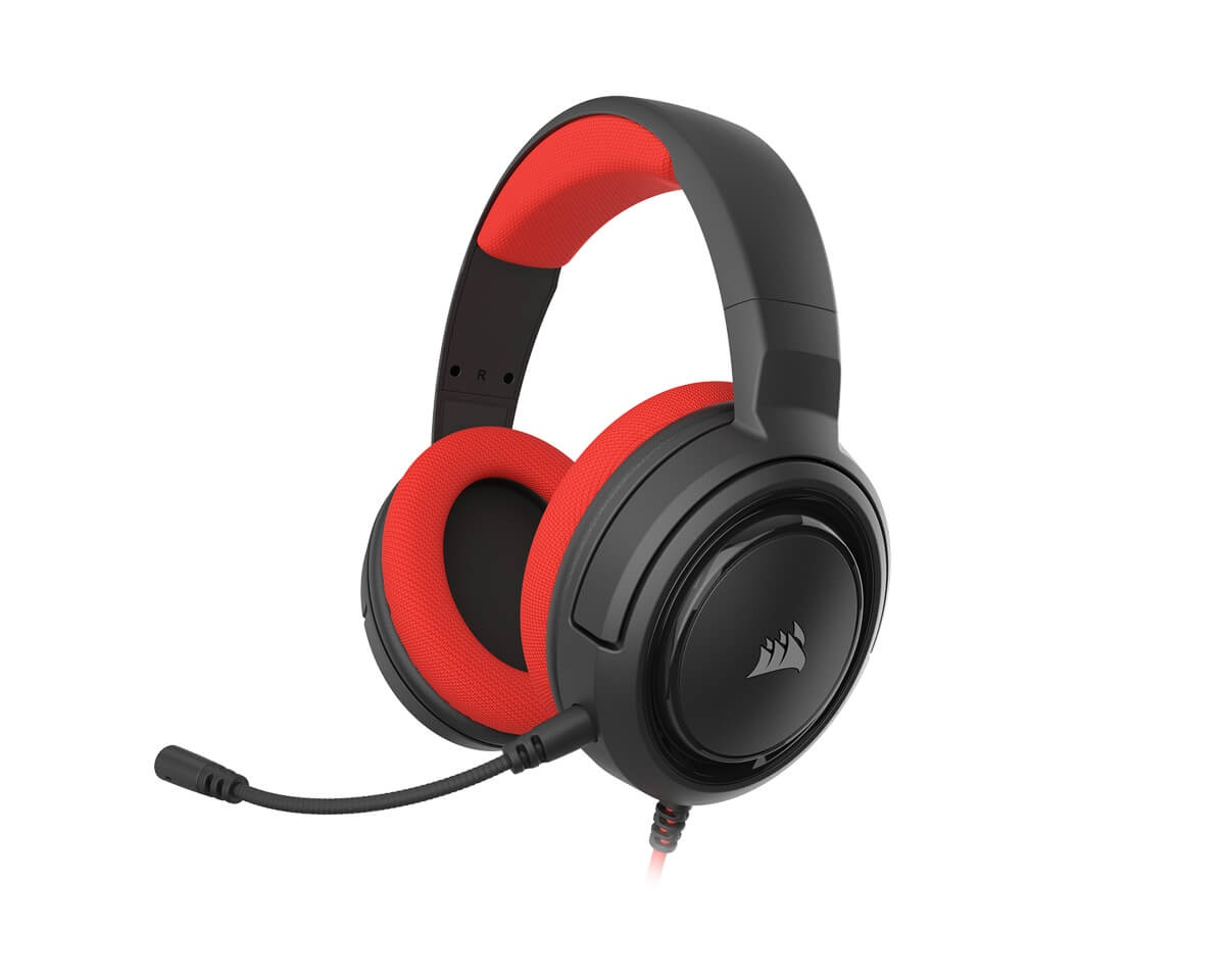 Gaming HS35 Stereo Gamingheadset Red in the group Console / Xbox / Xbox One Accessories / Headsets at MaxGaming (14740)