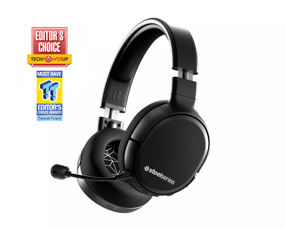 Buy Steelseries Arctis 1 Wireless Gaming Headset At Maxgaming Com