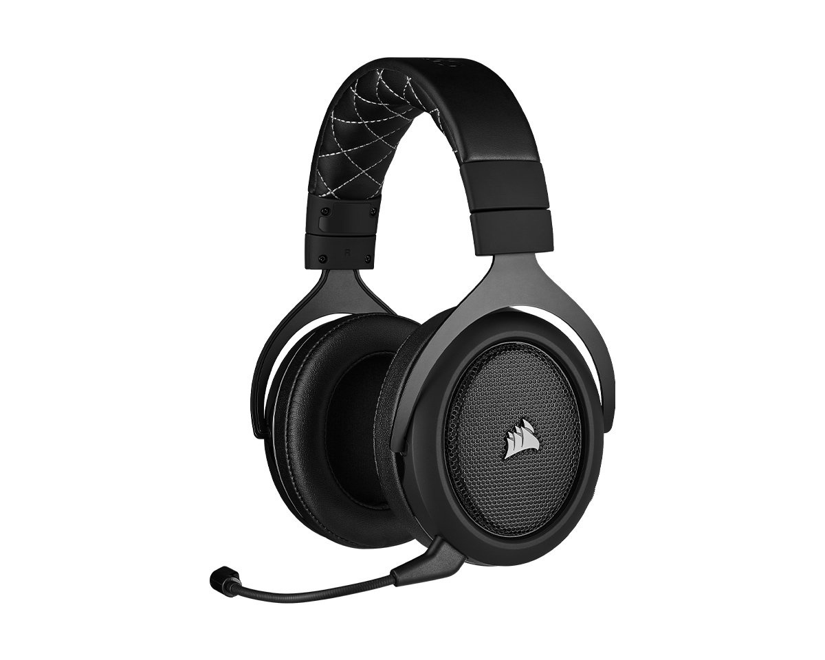 Gaming HS70 PRO - Carbon in the group PC Peripherals / Headsets & Audio / Gaming headset / Wireless at MaxGaming (15281)