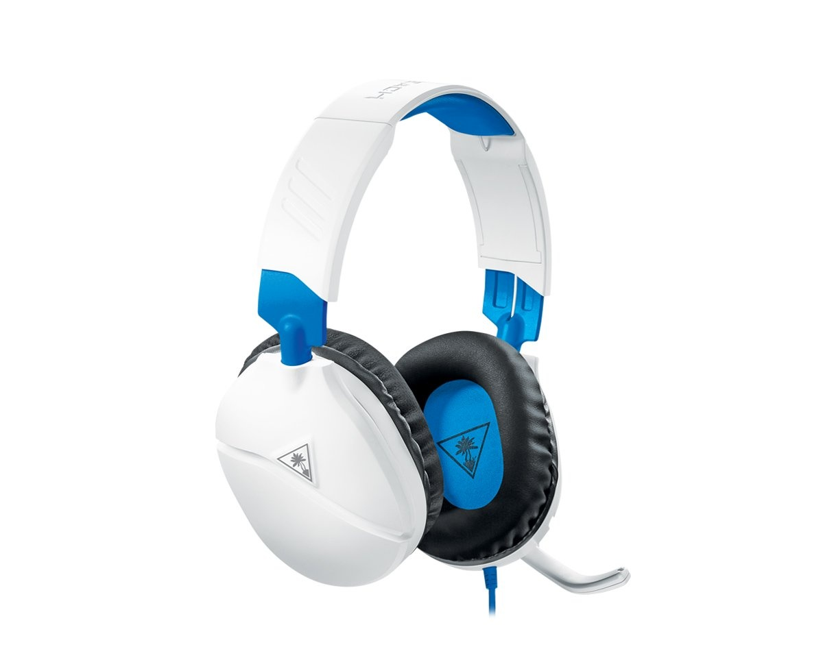 Recon 70P Gaming Headset White (PS4/XBOX ONE/PC/SWITCH) in the group Console / Playstation / PS4 Accessories / Headsets at MaxGaming (15311)