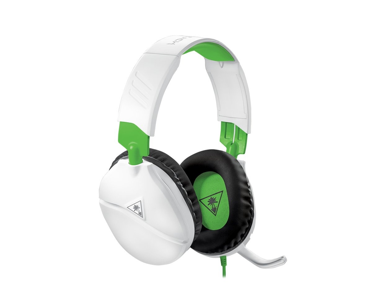 Recon 70X Gaming Headset White (XBOX ONE/PS4/PC/SWITCH) in the group Console / Xbox / Xbox One Accessories / Headsets at MaxGaming (15313)
