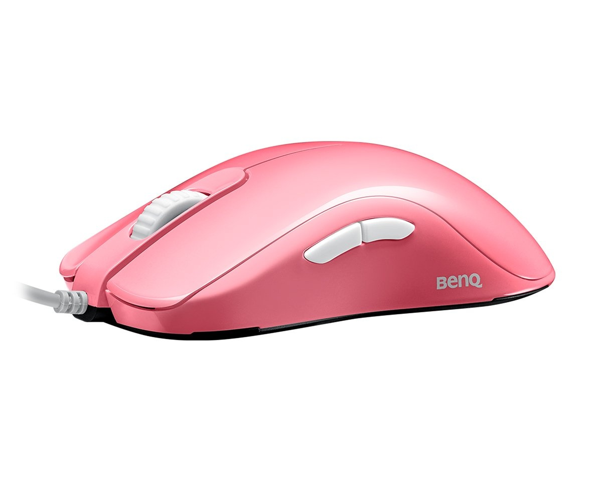 FK2-B DIVINA Pink Gaming mouse in the group PC Peripherals / Mice & Accessories / Gaming mice / Wired at MaxGaming (15678)