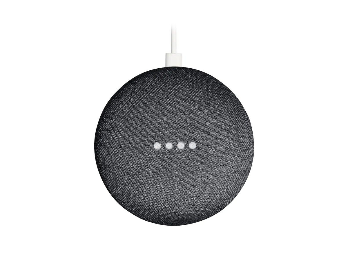 Home Mini - Charcoal in the group Home & Leisure / Smart Home / Voice Assistant at MaxGaming (15886)