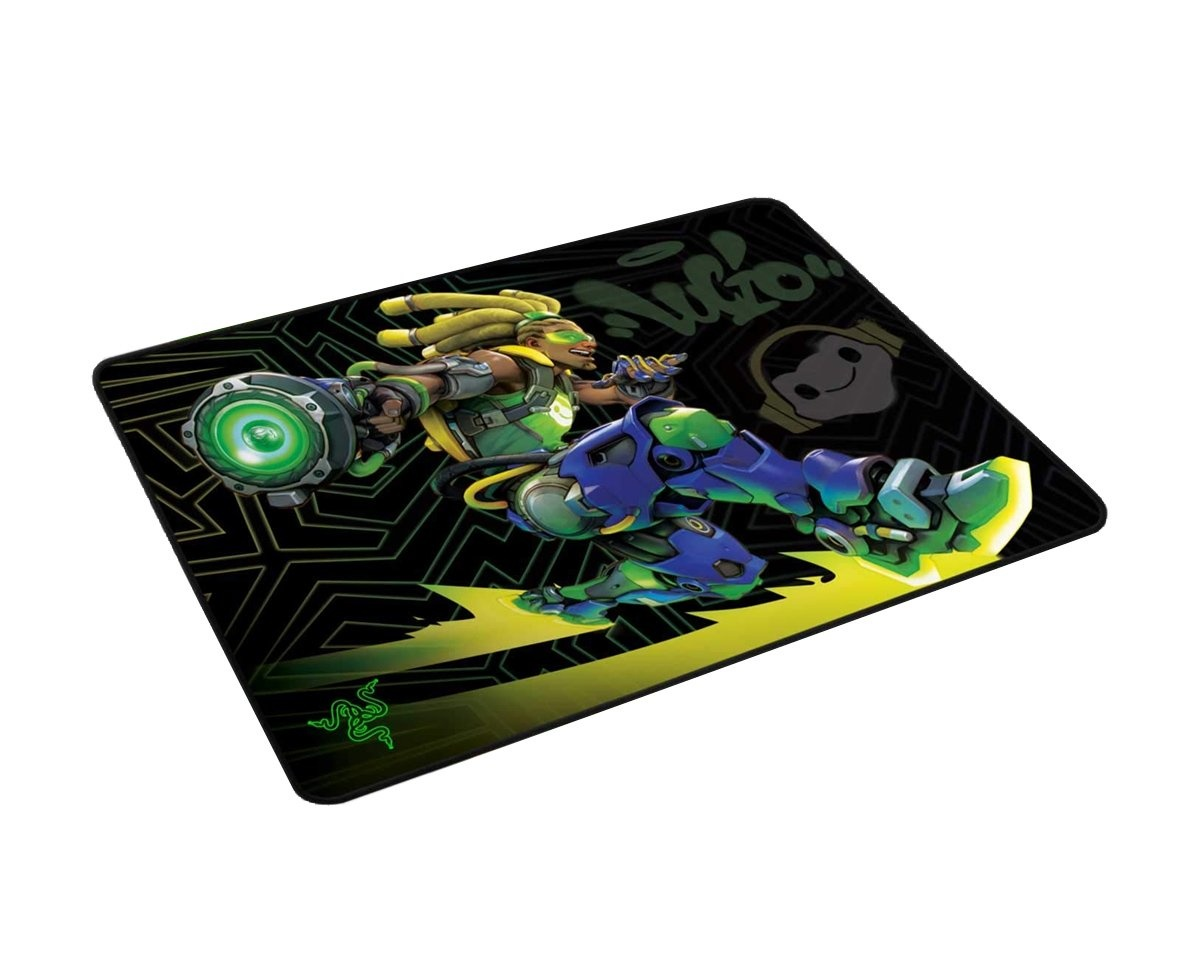 Goliathus Speed Overwatch Lucio Edition - Medium in the group PC Peripherals / Mousepads at MaxGaming (15956)