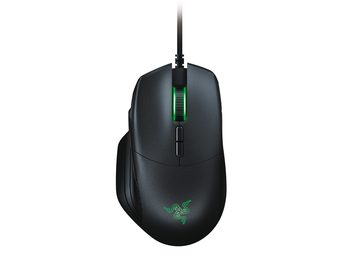 Basilisk Essential Gaming Mouse in the group PC Peripherals / Mice & Accessories / Gaming mice / Wired at MaxGaming (16544)