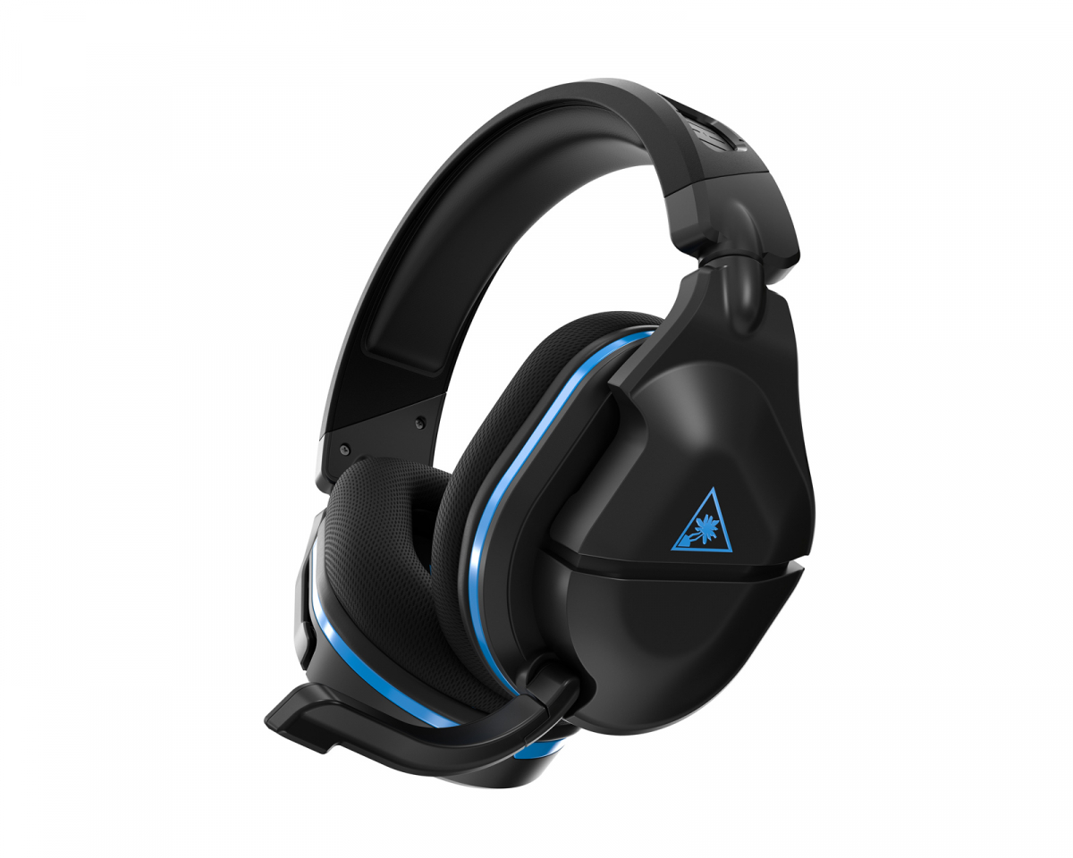 Stealth 600P GEN2 Gaming Headset Black (PS4/PC/SWITCH) in the group Console / Playstation / PS4 Accessories / Headsets at MaxGaming (17124)