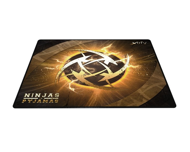 NIP Lightning Mousepad - Large in the group PC Peripherals / Mousepads at MaxGaming (7364)