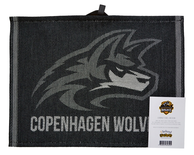 Gaming Towel - Medium in the group Clothing / Team store / Copenhagen Wolves at MaxGaming (7505)