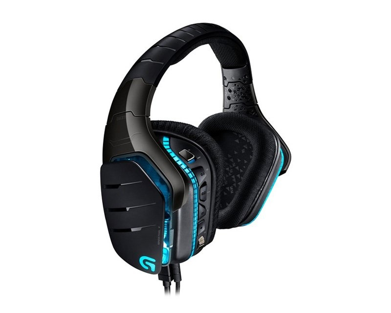 G633 Artemis Spectrum Gaming Headset in the group PC Peripherals / Headsets & Audio / Gaming headset / Wired at MaxGaming (8228)