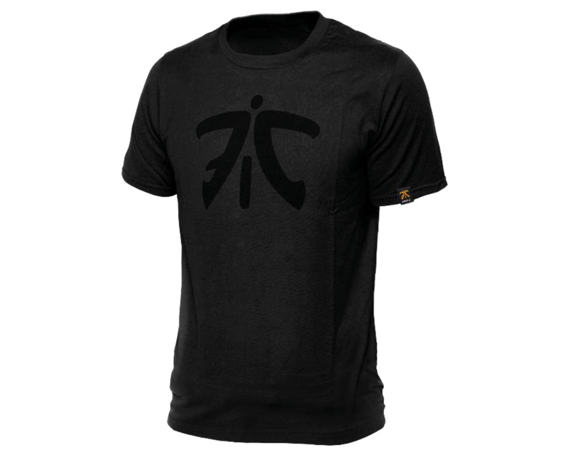 Black Line Collection Crew Neck in the group Clothing / Team store / Fnatic at MaxGaming (8981)
