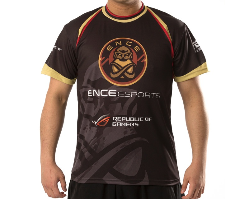 Player Jersey in the group Clothing / Team store / ENCE eSports at MaxGaming (8998)