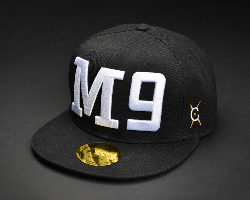 Snapback M9 - Black in the group Clothing / Accessories / Caps & Hats at MaxGaming (9234)