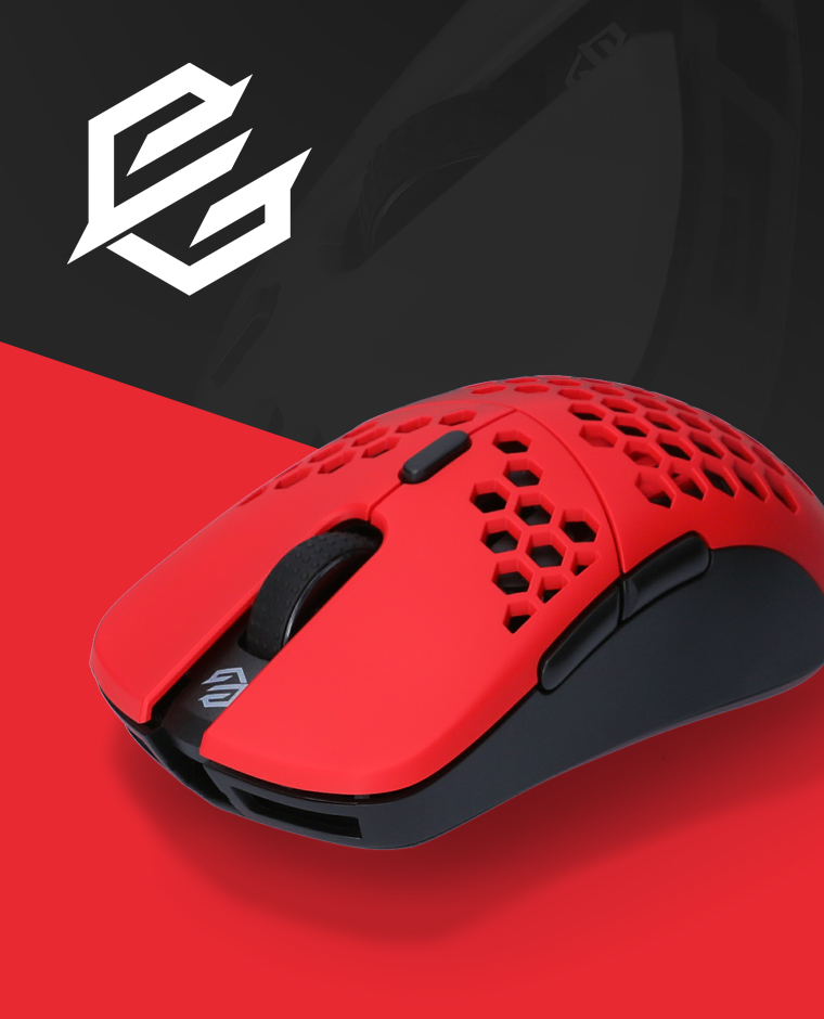 Buy G-Wolves Hati S Red at MaxGaming.com