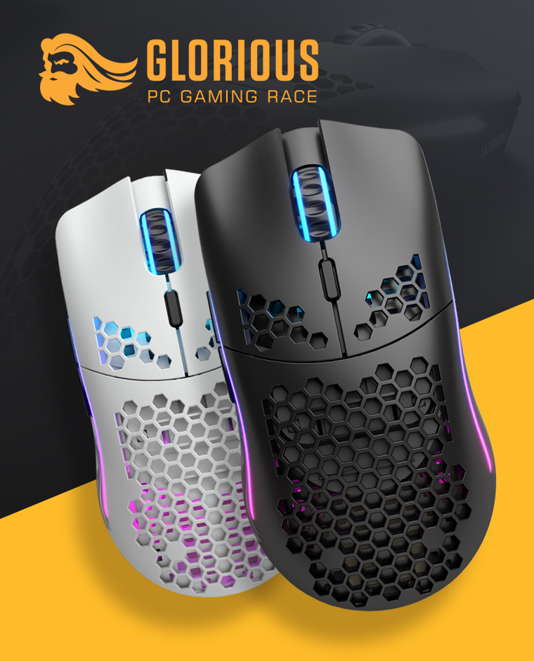 Buy Glorious O Wireless at MaxGaming.com