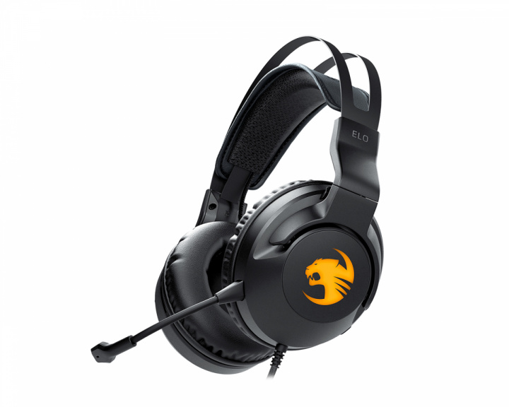 ELO 7.1 USB Gaming Headset in the group PC Peripherals / Headsets & Audio / Gaming headset / Wired at MaxGaming (1001014)