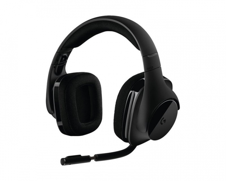 G533 Prodigy Wireless Gaming Headset in the group PC Peripherals / Headsets & Audio / Gaming headset / Wireless at MaxGaming (10103)