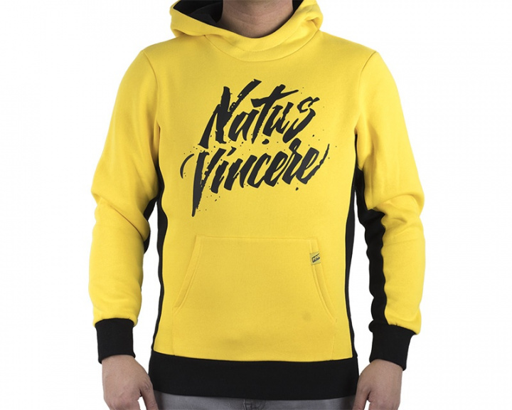 Player Hoodie Calligraphy 2017 in the group Home & Leisure / Clothing / Team store / Natus Vincere at MaxGaming (10116)