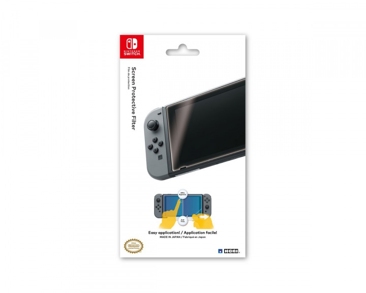 Screen Protective Filter For Nintendo Switch in the group Console / Nintendo / Accessories / Miscellaneous at MaxGaming (10464)