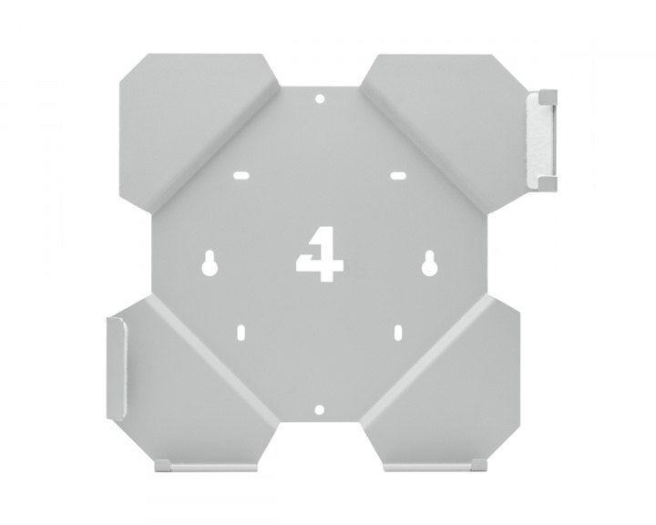 Wall Mount for PS4 Slim - White in the group Console / Playstation / PS4 Accessories / Miscellaneous at MaxGaming (105)