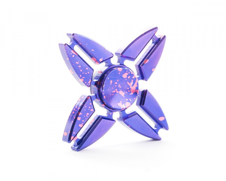 Fidget Spinner Splash Purple in the group Fidget spinner at MaxGaming (10766)