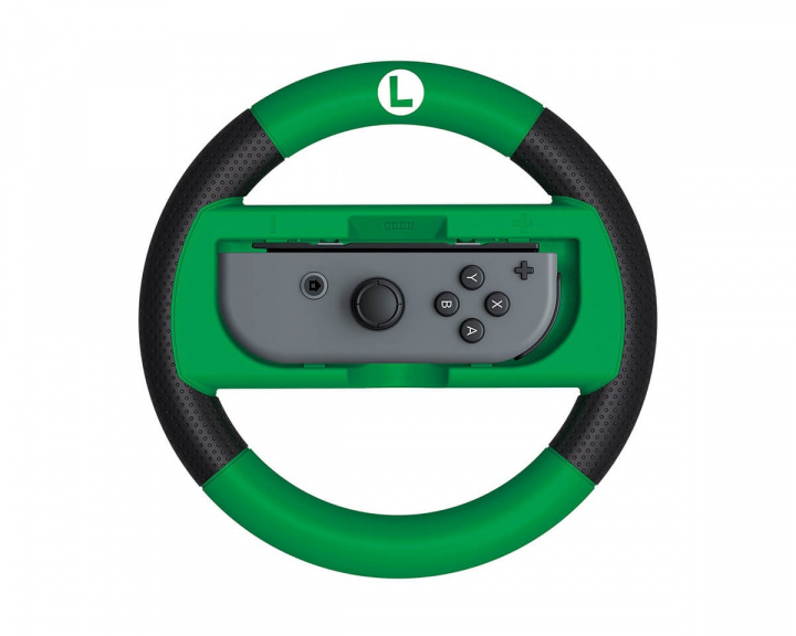 Switch Racing Wheel Luigi in the group Console / Nintendo / Accessories / Controller at MaxGaming (11235)
