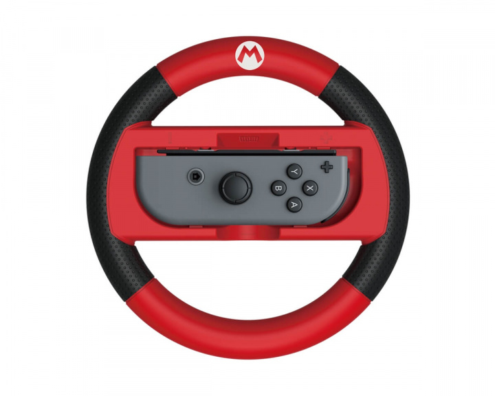 Switch Racing Wheel Mario in the group Console / Nintendo / Accessories / Controller at MaxGaming (11236)