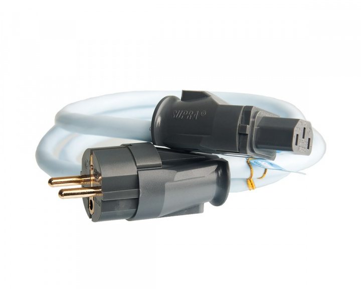 LORAD 2.5 CS-EU CEE Power Cable - 2 meter in the group PC Peripherals / Cables & adapters / Power cables at MaxGaming (11356)