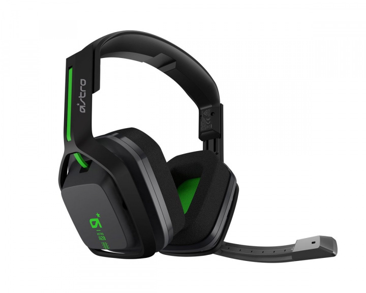 A20 Wireless Headset Gen1 Green (XBOX ONE/PC/MAC) in the group PC Peripherals / Headsets & Audio / Gaming headset / Wireless at MaxGaming (11515)