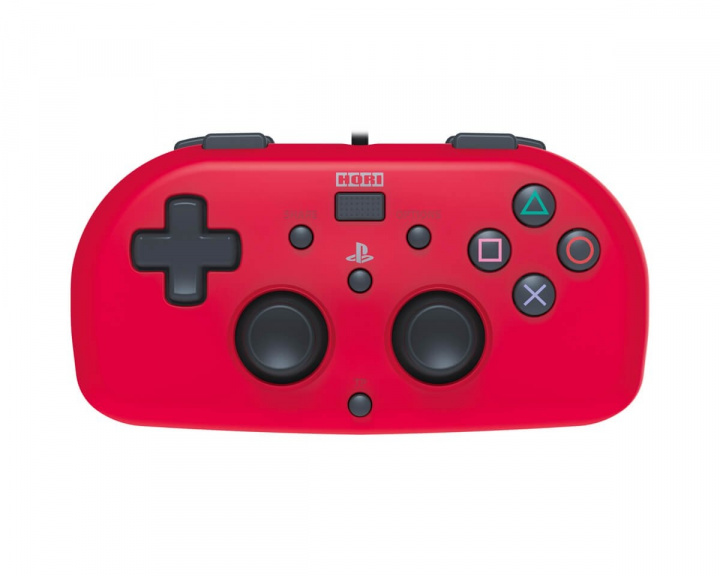 Mini Gamepad PS4 Red in the group Console / Playstation / PS4 Accessories / Controller at MaxGaming (11654)