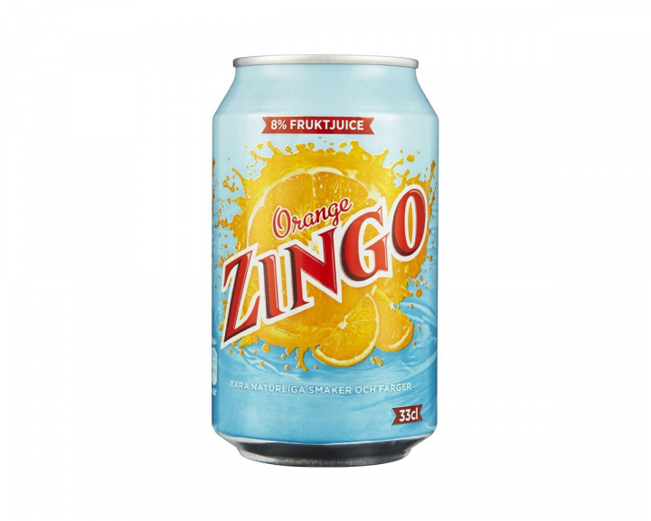 Zingo 33cl in the group Home & Leisure / Drinks & Energy at MaxGaming (11955)