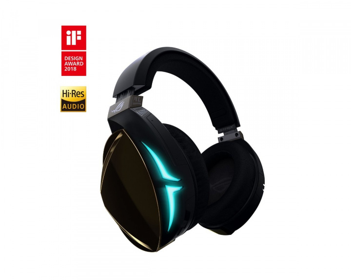 ROG Strix Fusion 500 RGB 7.1 Gaming Headset in the group Console / Playstation / PS4 Accessories / Headsets at MaxGaming (12011)